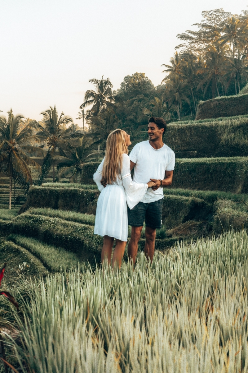 TEGALALANG RICE TERRACES - ubud guide
