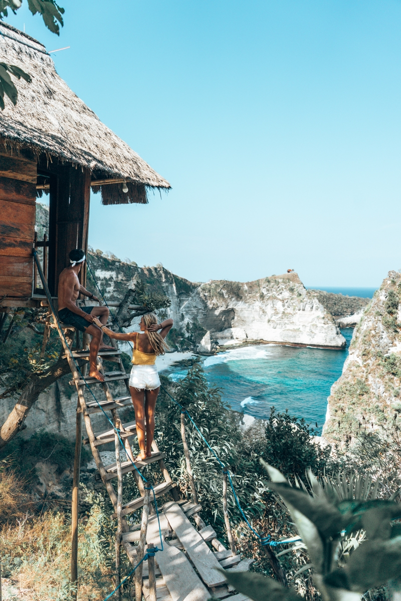 The Nusa Penida Tree House