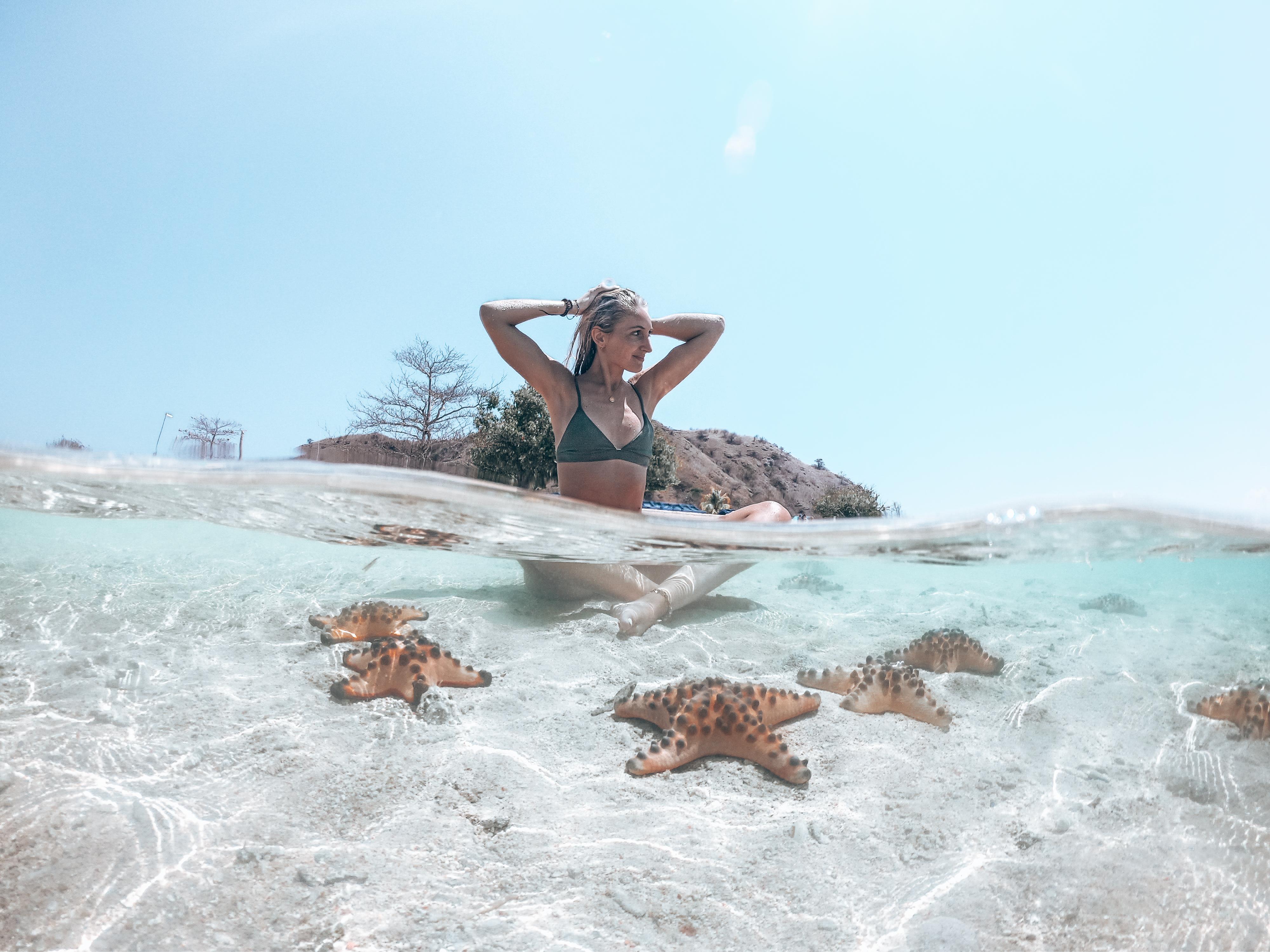Kanawa Island - Komodo Islands
