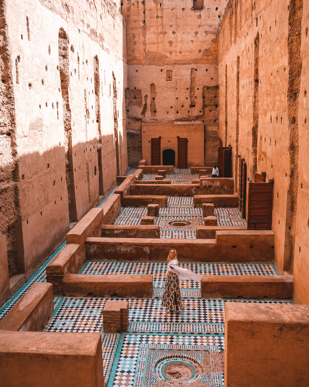 TOP 10 THINGS TO DO IN MARRAKECH - EL BADII PALACE