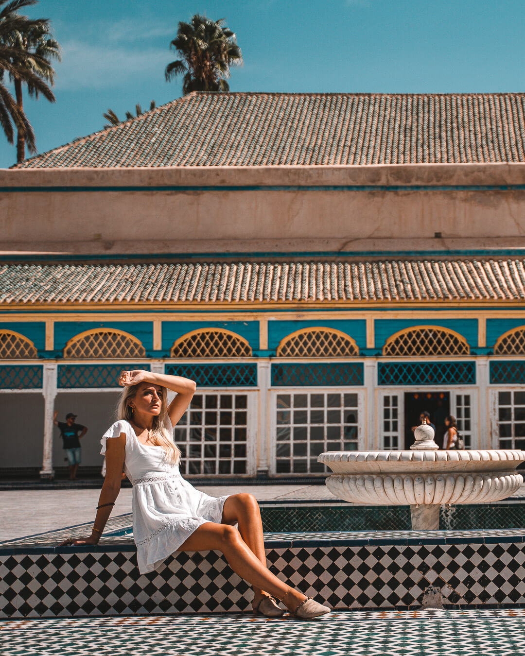 BAHIA PALACE - TOP 10 THINGS TO DO IN MARRAKECH