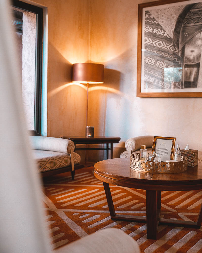 Junior Suite Fairmont Marrakech