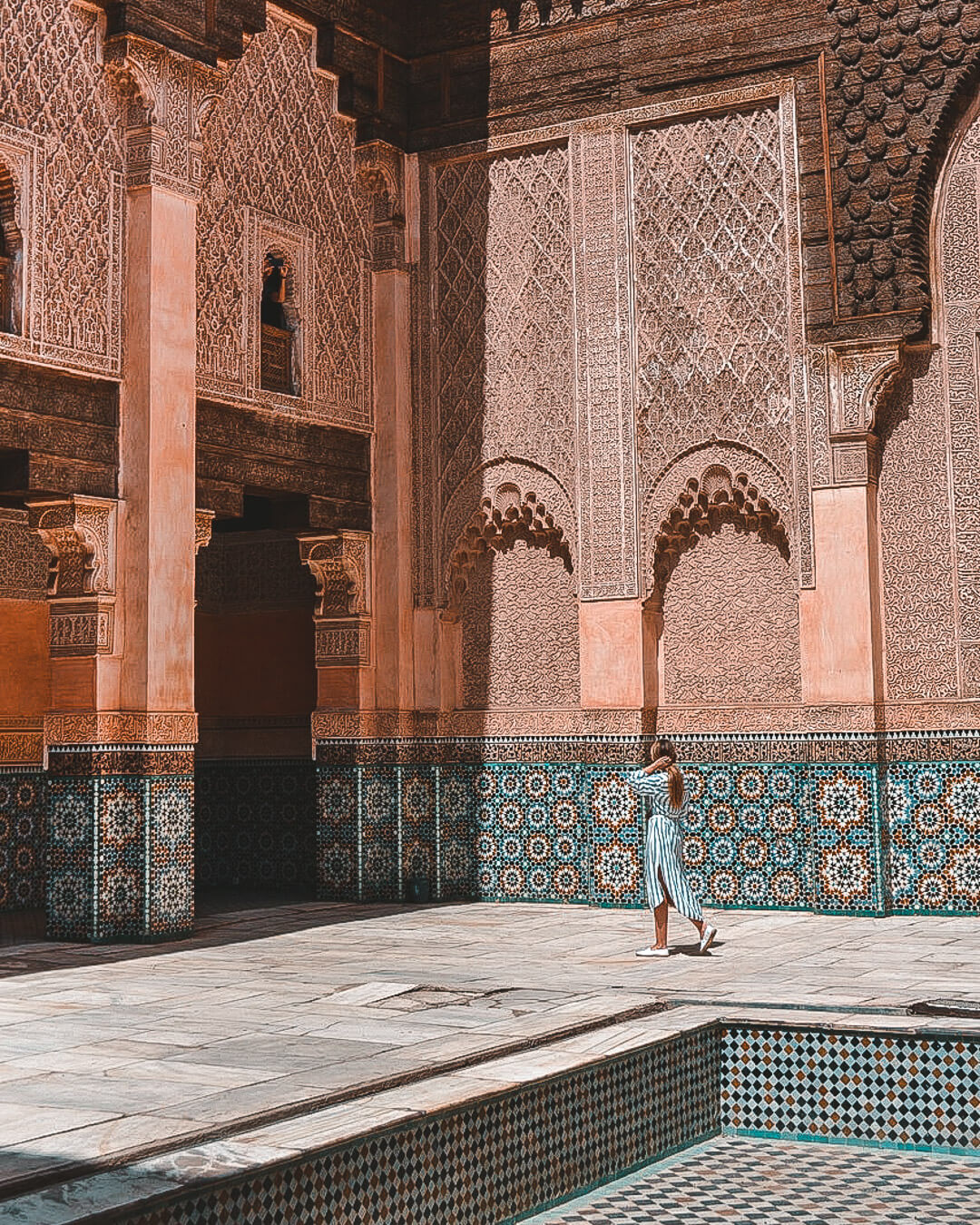 BEN YOUSSEF MADRASA - TOP 10 THINGS TO DO IN MARRAKECH