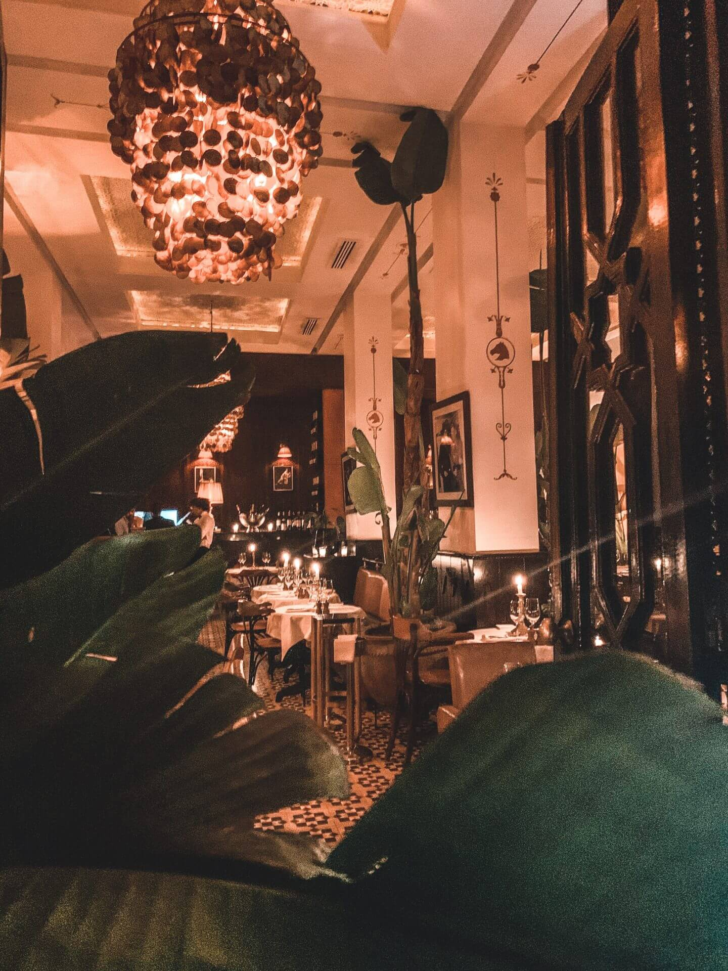 Le Palace - Top 10 places to eat in Marrakech