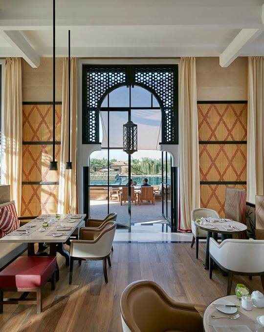 MANDARIN ORIENTAL MARRAKECH - BEST HOTELS IN MARRAKECH