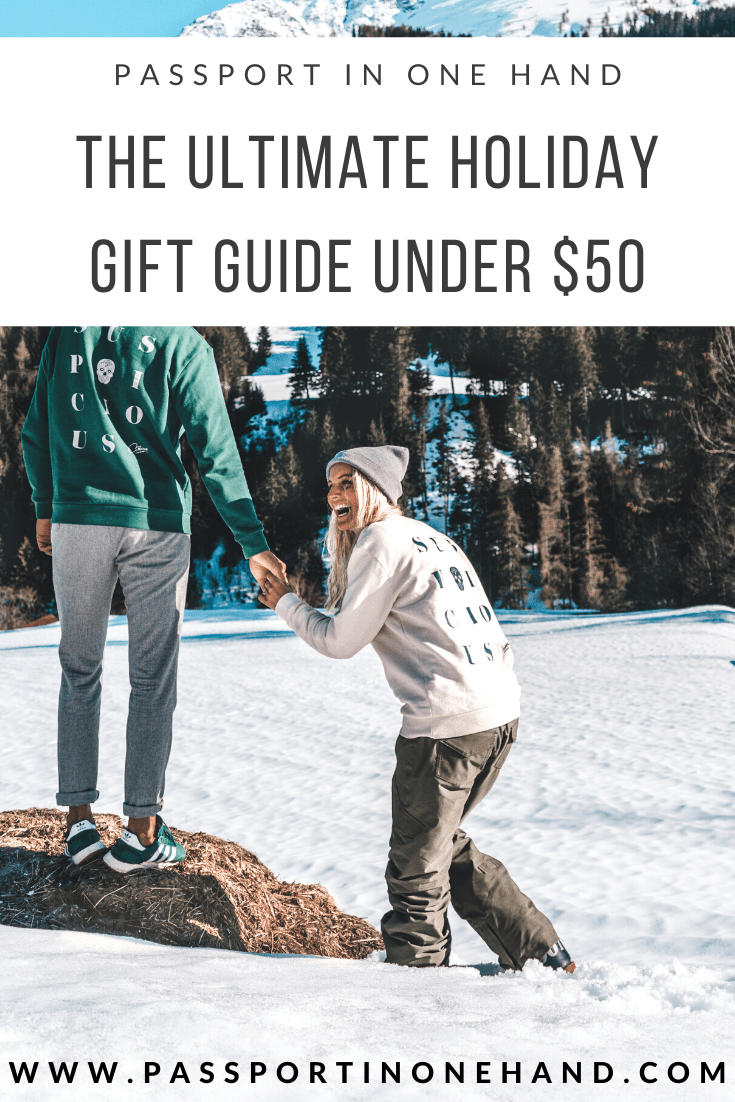 ultimate gift guide under $50