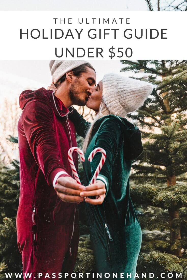 ultimate holiday gift guide under $50