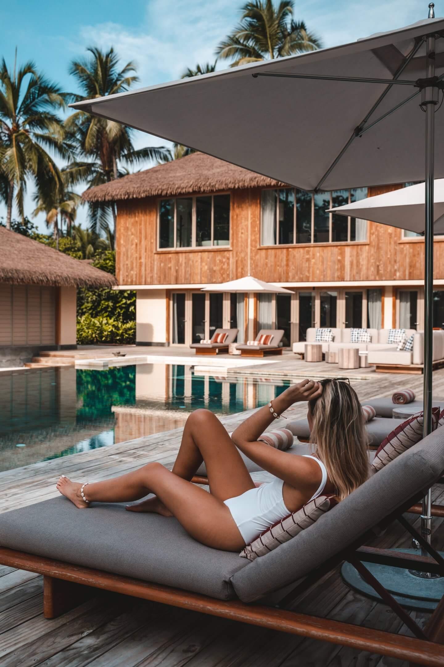 InterContinental Beach Villa - Best Maldives Resort on Points
