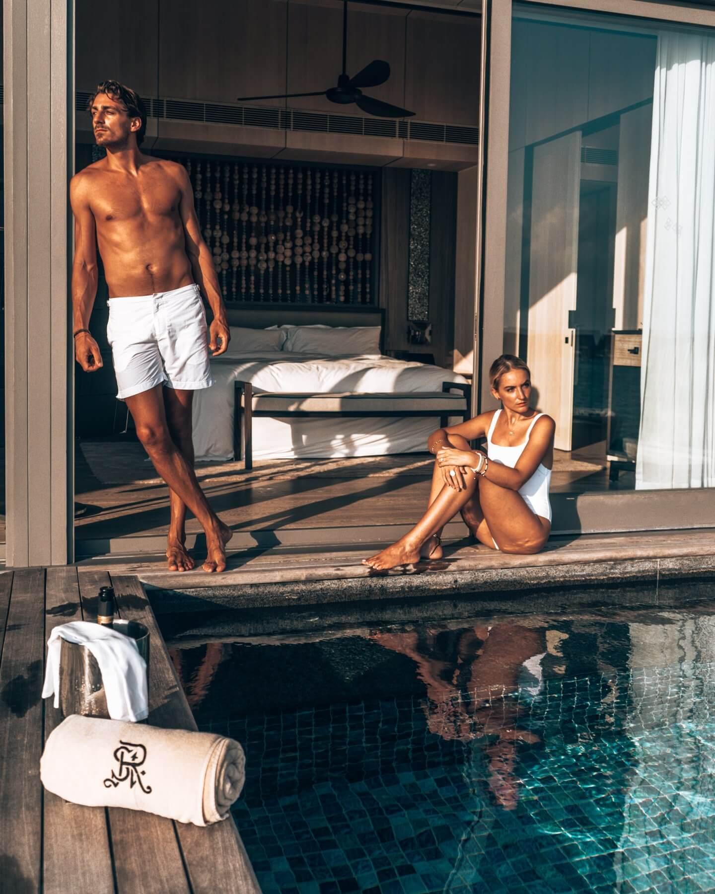 St Regis Vommuli Overwater Villa - Best Maldives Resort on Points
