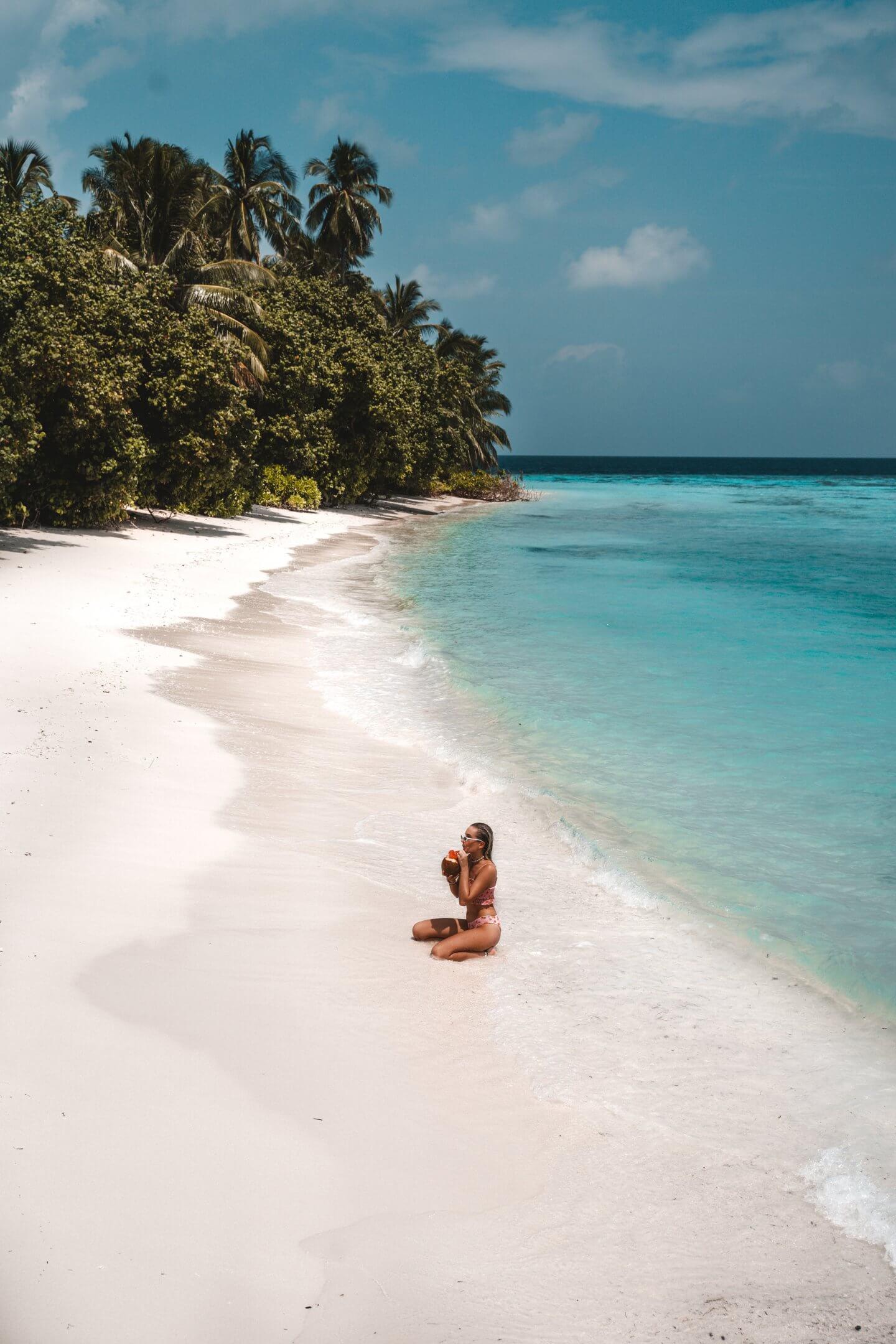 Raffles Meradhoo Beach - Best Maldives Resort on Points
