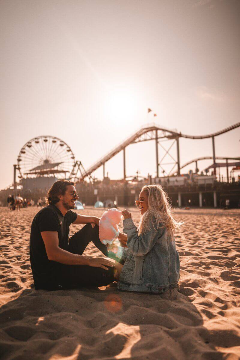 Picknick at the Santa Monica Pier - The most awesome things to do in Los Angeles