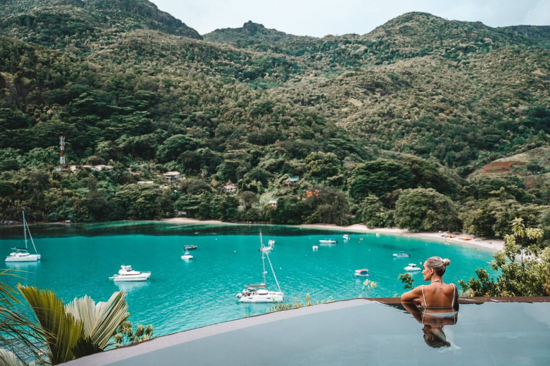 Hillside Villa with Pool at Constance Ephelia