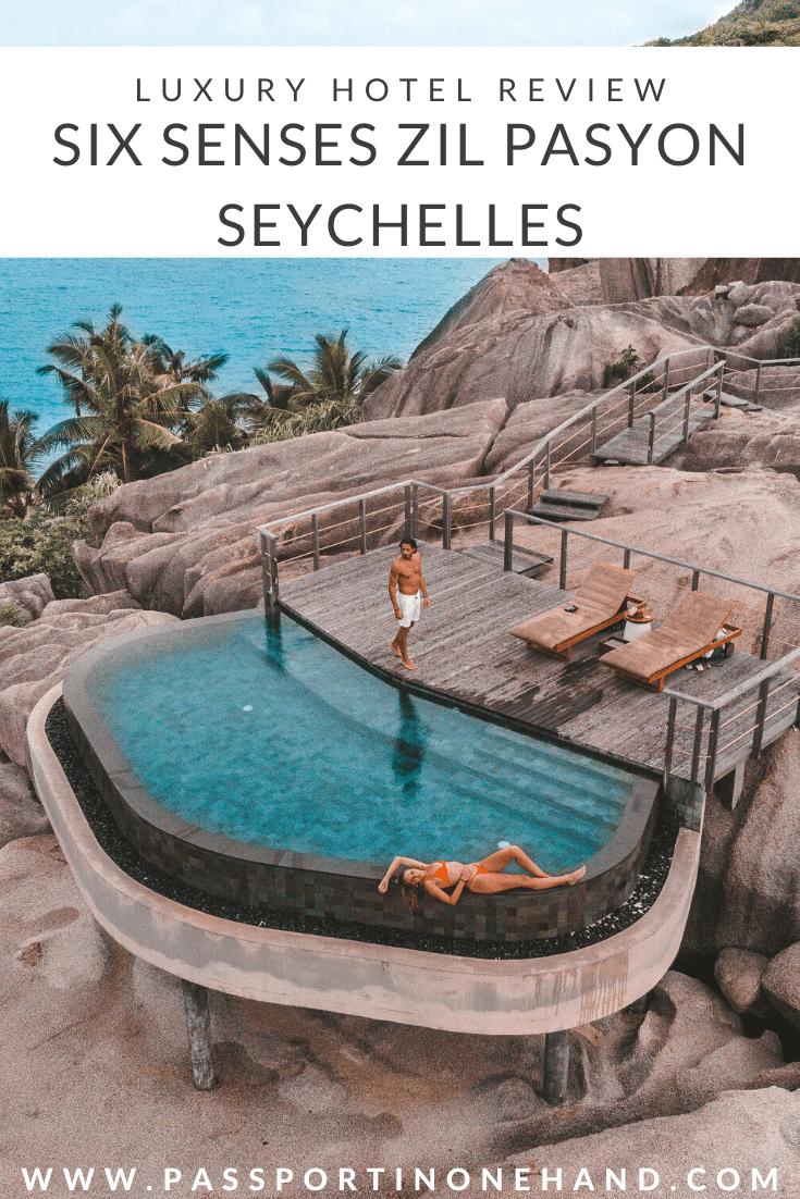 Luxury Hotel Review of Six Senses Zil Pasyon