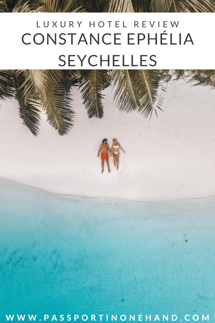 Luxury Hotel Review - Constance Ephelia, Seychelles
