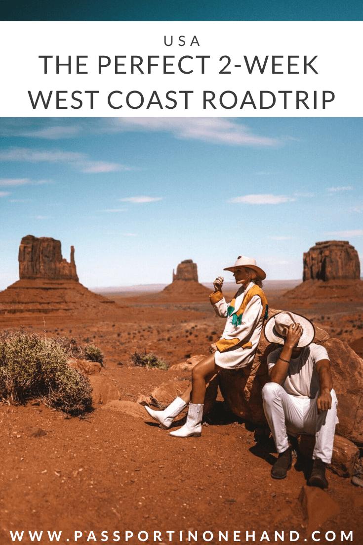 UTAH - Perfect 2-week West Coast RoadTrip