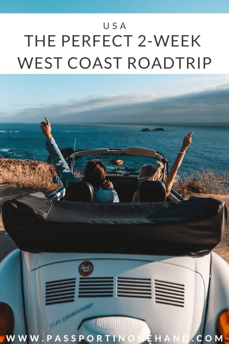 VINTAGE CAR - Perfect 2-week West Coast RoadTrip