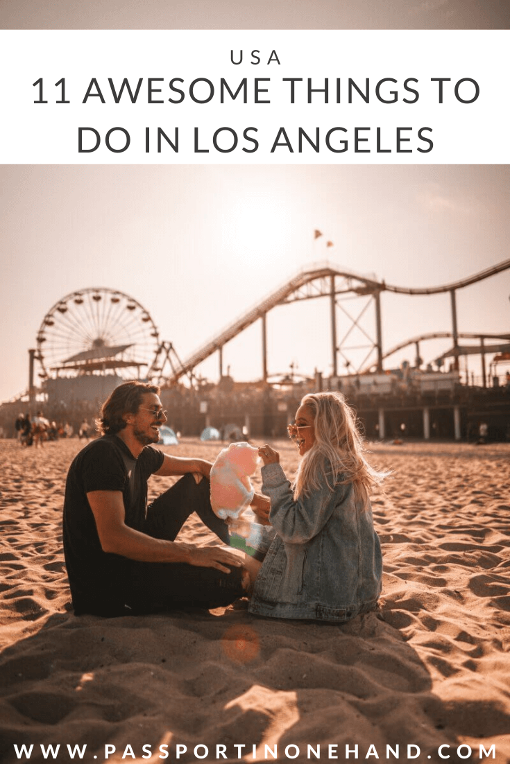 Picknick in Santa Monica - The most awesome things to do in Los Angeles