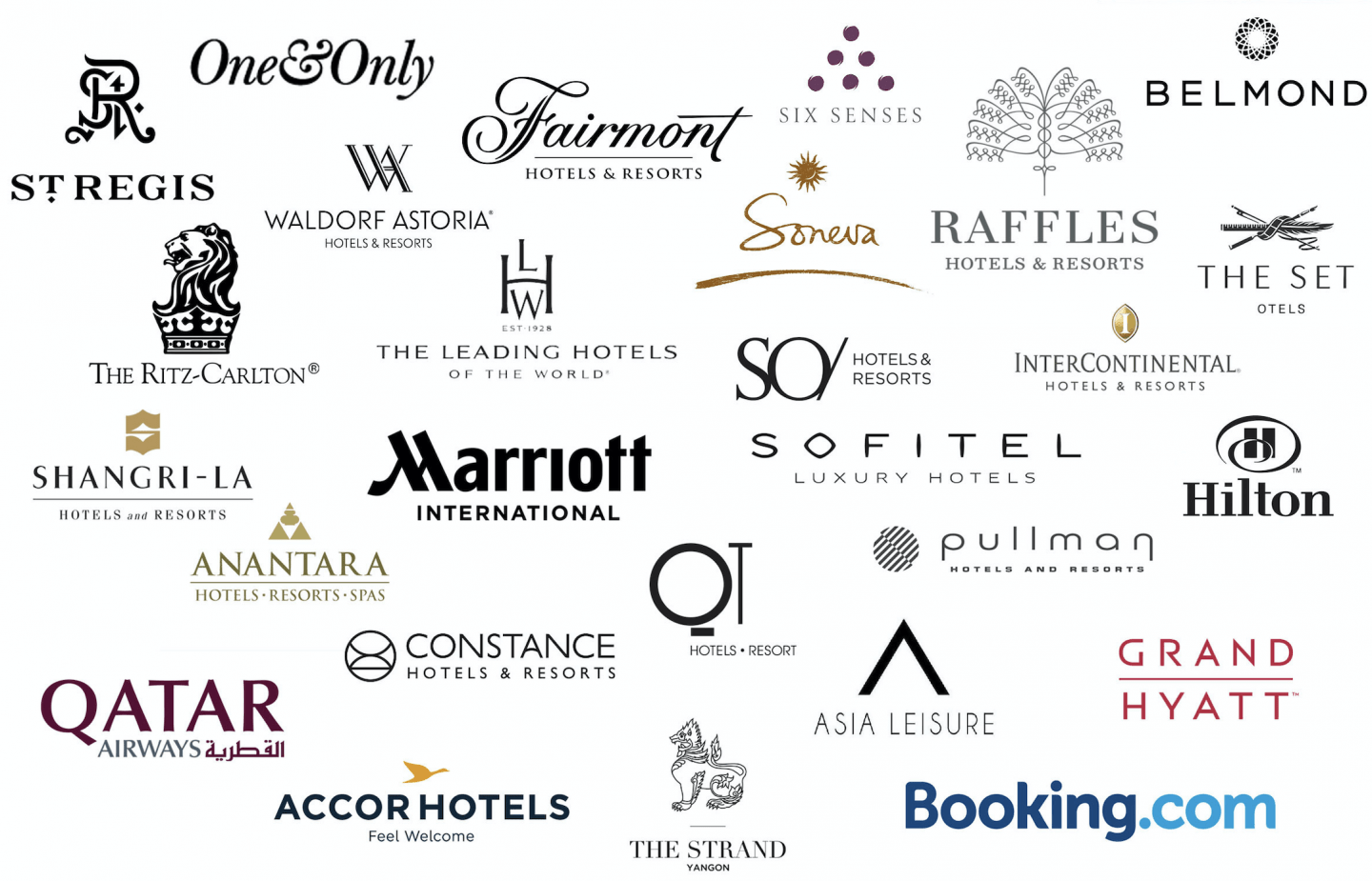 OUR HOSPITALITY CLIENTS